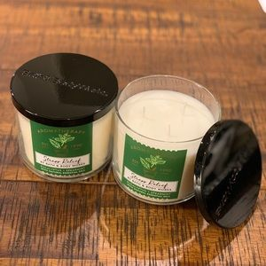 """AROMATHERAPY """"STRESS RELIEF"""" 3 wick candle"""